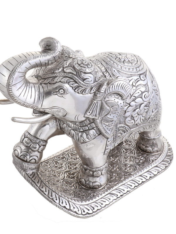 Silver Elephant 6