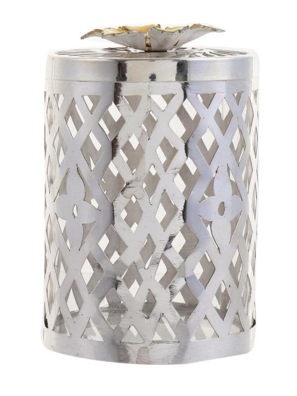 Silver Multipurpose Container 16