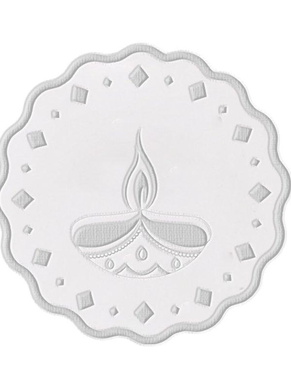 10g (999.9) Silver Coin - Diya 1