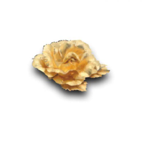 Extra Small Rose Broach by lohiyasgalleria.com