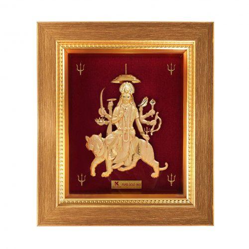 Durga Mata frame